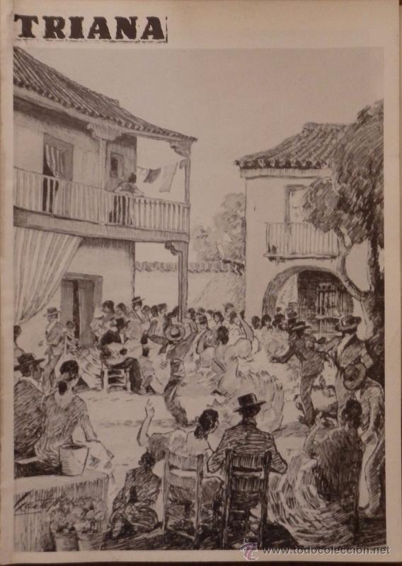 REVISTA TRIANA, NUM. 35, OCTUBRE 1990 (Coleccionismo - Revistas y Periódicos Modernos (a partir de 1.940) - Otros)