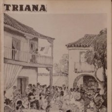 Coleccionismo de Revistas y Periódicos: REVISTA TRIANA, NUM. 35, OCTUBRE 1990. Lote 49191009