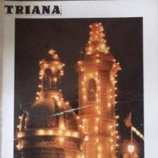 Coleccionismo de Revistas y Periódicos: REVISTA TRIANA, NUM. 36, DICIEMBRE 1990. Lote 49191034