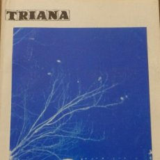 Coleccionismo de Revistas y Periódicos: REVISTA TRIANA, NUM. 40, DICIEMBRE 1991. Lote 49191159