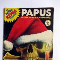Coleccionismo de Revistas y Periódicos: EL PAPUS NUMERO EXTRA NAVIDAD 1980. Lote 49196347