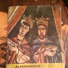 Coleccionismo de Revistas y Periódicos: ALMANAQUE DE LA VANGUARDIA DE 1961 . Lote 49213930