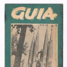 Coleccionismo de Revistas y Periódicos: REVISTA ANTIGUA GUÍA DEL CATÓLICO AÑO III BOLETÍN 55 1952 SERVICIO CATÓLICO DE INFORMACIÓN RELIGIÓN. Lote 49214917