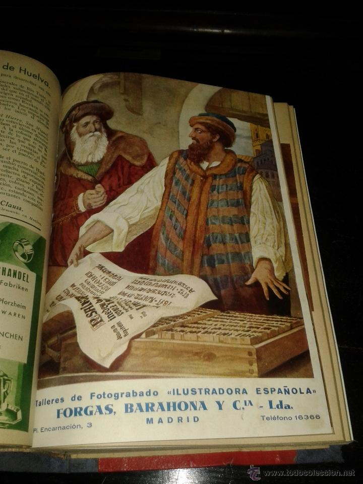 Coleccionismo de Revistas y Periódicos: anuario blanco y negro 1936 - Foto 3 - 49227739