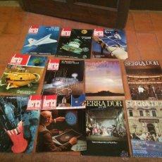 Coleccionismo de Revistas y Periódicos: ANTIGUAS REVISTAS IBERICA ACTUALIDAD CIENTIFICA Y SERRA D'OR AÑOS 70. Lote 49302831
