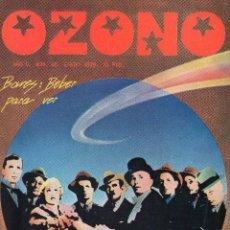Coleccionismo de Revistas y Periódicos: OZONO - AÑO V - Nº 40 - DOSSIER BARES - AÑO 1979.. Lote 49443476