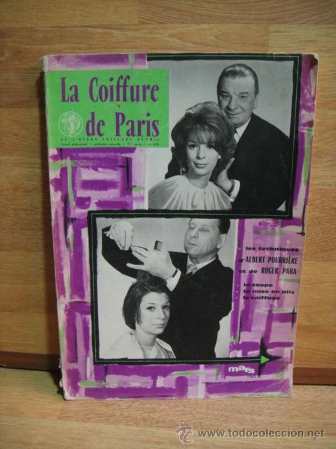 Revista De Peluqueria La Coiffure De Paris Ma Comprar Otras