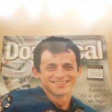 Coleccionismo de Revistas y Periódicos: EL DOMINICAL DOMINGO 27 DE DICIEMBRE DE 1998 - PEDRO DUQUE, MARTA SANCHEZ, CALENDARIO 1999. Lote 49701217