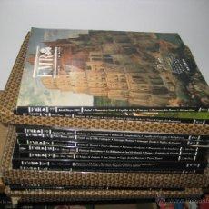 Coleccionismo de Revistas y Periódicos: FMR LOTE 10 REVISTAS DE ARTE, FRANCO MARIA RICCI (VVAA) 1,3,4,7,8,57,60, 70, 74,76. Lote 52427715