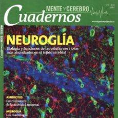 Coleccionismo de Revistas y Periódicos: MENTE Y CEREBRO CUADERNOS N. 8 - EN PORTADA: NEUROGLIA (NUEVA). Lote 49926710