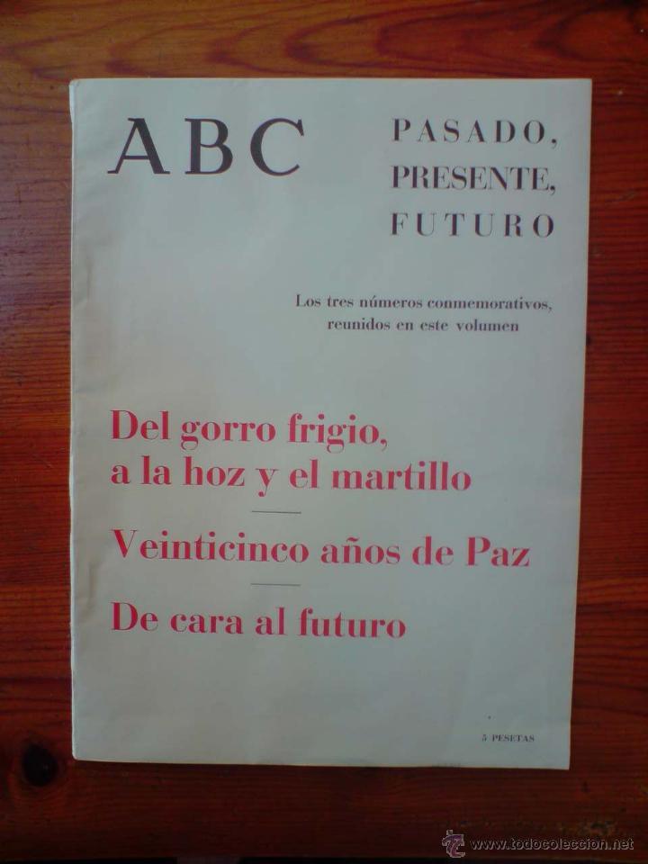 REVISTA ESPECIAL ABC. TRES NÚMEROS CONMEMORATIVOS EN UN SOLO EJEMPLAR, DE 1964. MUY INTERESANTE (Coleccionismo - Revistas y Periódicos Modernos (a partir de 1.940) - Otros)