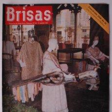 Coleccionismo de Revistas y Periódicos: REVISTA BRISAS Nº341 31 OCTUBRE 1993. SUPLEMENTO DIARIO ULTIMA HORA. Lote 50141411