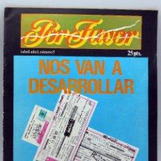 Coleccionismo de Revistas y Periódicos: POR FAVOR Nº 5 AÑO I ED PUNCH 1974 REVISTA TRANSICIÓN . Lote 50247946
