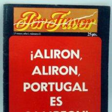 Coleccionismo de Revistas y Periódicos: POR FAVOR Nº 11 AÑO I ED PUNCH 1974 REVISTA TRANSICIÓN. Lote 50247998