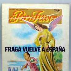 Coleccionismo de Revistas y Periódicos: POR FAVOR Nº 15 AÑO I ED PUNCH 1974 REVISTA TRANSICIÓN . Lote 50248162