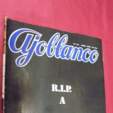 Coleccionismo de Revistas y Periódicos: AJOBLANCO. Nº 32. ABRIL 1978. R.I.P. A JOGLARES.. Lote 50344160