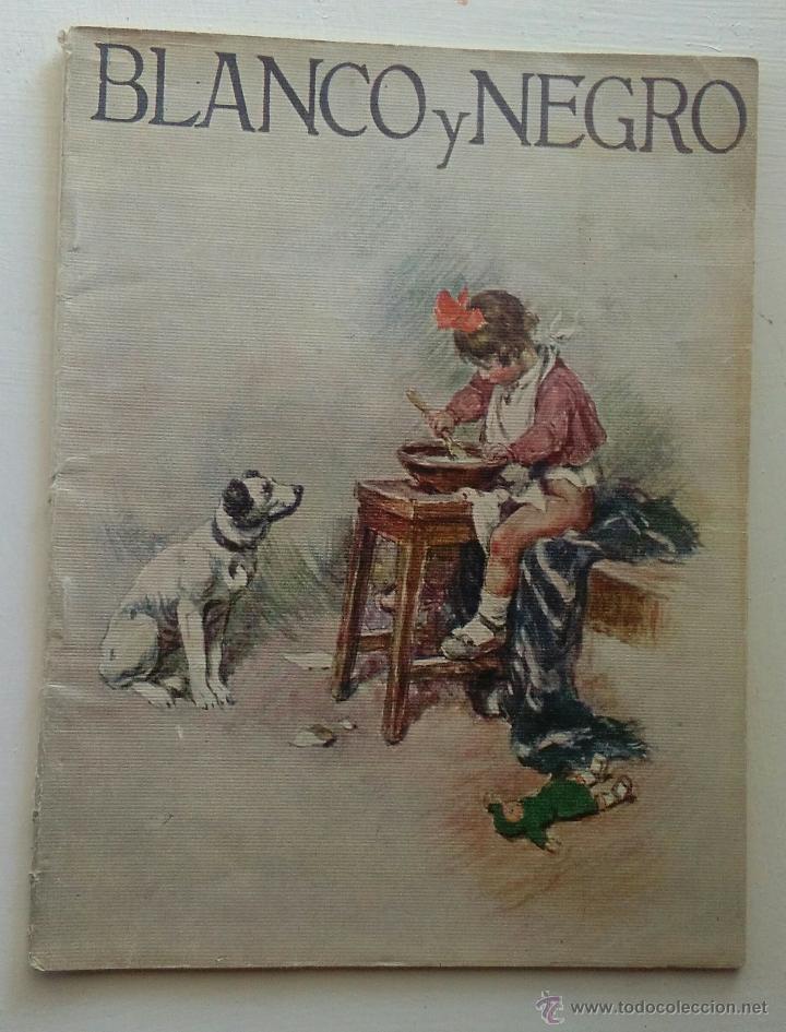 REVISTA BLANCO Y NEGRO - 1924 (Coleccionismo - Revistas y Periódicos Antiguos (hasta 1.939))