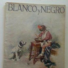 Coleccionismo de Revistas y Periódicos: REVISTA BLANCO Y NEGRO - 1924 . Lote 50344321