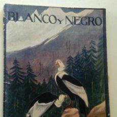 Coleccionismo de Revistas y Periódicos: BLANCO Y NEGRO REVISTA ILUSTRADA - 1924. Lote 50344368