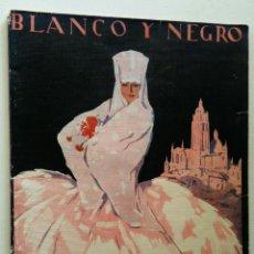 Coleccionismo de Revistas y Periódicos: BLANCO Y NEGRO REVISTA ILUSTRADA - 1924. Lote 50344380