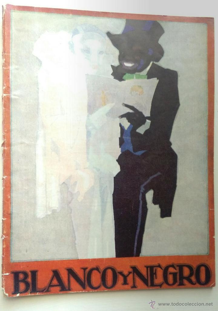 BLANCO Y NEGRO REVISTA ILUSTRADA - 1924 (Coleccionismo - Revistas y Periódicos Antiguos (hasta 1.939))