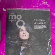 Coleccionismo de Revistas y Periódicos: MG MAGAZINE LA VANGUARDIA 2015 - MONICA LEWINSKY VUELVE - LA CAZA - JUANES . Lote 50344475