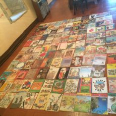 Coleccionismo de Revistas y Periódicos: ANTIGUA COLECCION DE 121 CAVALL FORT Y LIBRO RECOPILATORIO DE CAVALL FORT. Lote 50364557