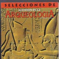Coleccionismo de Revistas y Periódicos: SELECCIONES MISTERIOS DE ARQUEOLOGIA - Nº 2 - LINCRO EDITORIAL / OCTUBRE 1999. Lote 50515435