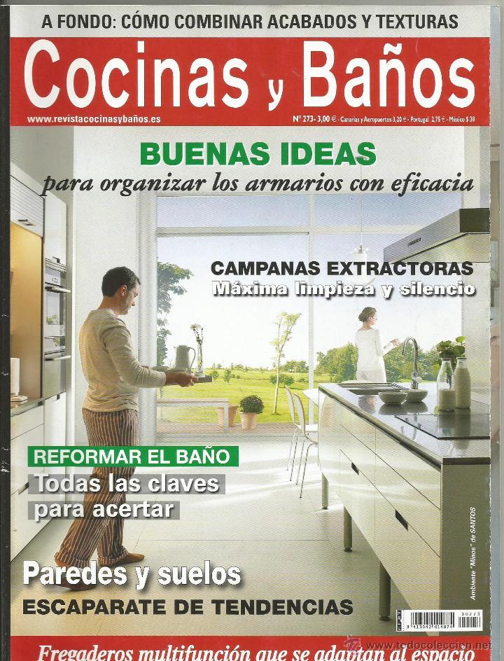 revista cocinas y baños número 273. campanas ex - Comprar Otras ...