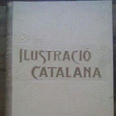 Coleccionismo de Revistas y Periódicos: ILUSTRACIÓ CATALANA / ANY 1915 / 37 EXEMPLARS ENCUADERNATS. Lote 50596786