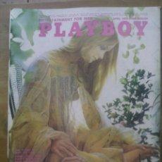 Coleccionismo de Revistas y Periódicos: REVISTA PLAYBOY / ENTERTAIMENT FOR MEN / RUGH M.HEFNER EDITOR / APRIL 1972 / CHICAGO. Lote 50650713
