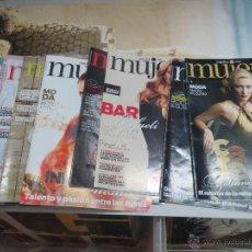 Coleccionismo de Revistas y Periódicos: LOTE DE 27 REVISTA MUJER HOY AÑO 2012.. Lote 50659045