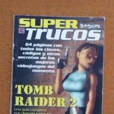 Coleccionismo de Revistas y Periódicos: SUPER TRUCOS SUPERTRUCOS Nº4 REVISTA SUPER SUPERJUEGOS. Lote 50748917