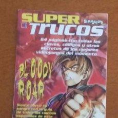 Coleccionismo de Revistas y Periódicos: SUPER TRUCOS SUPERTRUCOS Nº6 REVISTA SUPER SUPERJUEGOS. Lote 50748929