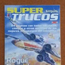 Coleccionismo de Revistas y Periódicos: SUPER TRUCOS SUPERTRUCOS Nº15 REVISTA SUPER SUPERJUEGOS. Lote 50749070