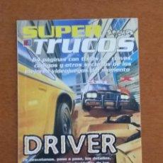 Coleccionismo de Revistas y Periódicos: SUPER TRUCOS SUPERTRUCOS Nº20 REVISTA SUPER SUPERJUEGOS. Lote 50749137