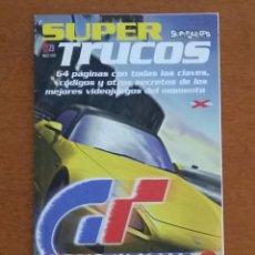 Coleccionismo de Revistas y Periódicos: SUPER TRUCOS SUPERTRUCOS Nº23 REVISTA SUPER SUPERJUEGOS. Lote 50749191