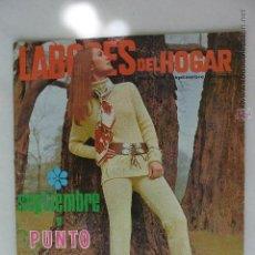 Coleccionismo de Revistas y Periódicos: REVISTA LABORES DEL HOGAR 1969. Lote 50754725