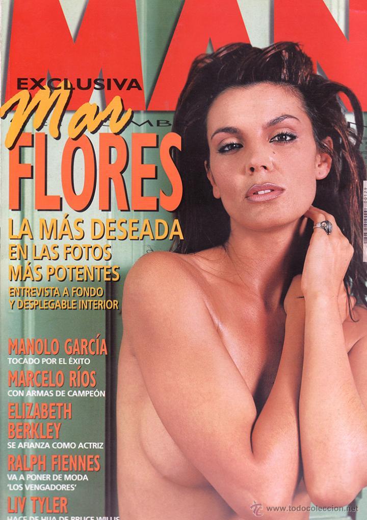REVISTA MAN 129 JULIO 1998 MAR FLORES ELIZABETH BERKLEY LIV TYLER (Coleccionismo - Revistas y Periódicos Modernos (a partir de 1.940) - Otros)