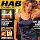 Coleccionismo de Revistas y Periódicos: REVISTA HABLAN 29 FEBRERO 1999 INMA DEL MORAL INES SASTRE. Lote 50778736