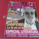 Coleccionismo de Revistas y Periódicos: REVISTA AJO BLANCO AJOBLANCO NUMERO 43 JULIO AGOSTO 1992 JOSE LUIS SAMPEDRO IDEAL COLECCIONISTAS COL. Lote 50928712