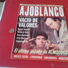 Coleccionismo de Revistas y Periódicos: REVISTA AJO BLANCO AJOBLANCO NUMERO 44 SEPTIEMBRE DE 1992 IDEAL COLECCIONISTAS COLECCION. ALMODOVAR. Lote 50928758