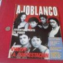 Coleccionismo de Revistas y Periódicos: REVISTA AJO BLANCO AJOBLANCO NUMERO 33 MAYO 1991 VUELVE LA CONTESTACION IDEAL COLECCIONISTAS COLECCI. Lote 50928835