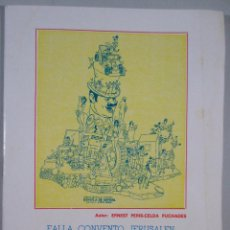 Coleccionismo de Revistas y Periódicos: REVISTA, FALLAS DE VALENCIA , 1973 , LLIBRET DE FALLA , CONVENTO JERUSALEN , MATEMATICO MARZAL - 123. Lote 50946609