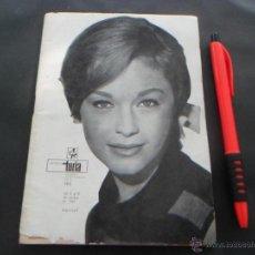 Coleccionismo de Revistas y Periódicos: MARISOL EN LA CARTELERA TURIA ~ 1967 ~ NUMERO 193. Lote 50953334