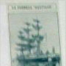 Coleccionismo de Revistas y Periódicos: ALICANTE EN 1904, LA CORBETA ESCUELA NAUTILUS EN RECORTE (R212) 1 FOTO REVISTA NUEVO MUNDO ESE AÑO. Lote 50978921