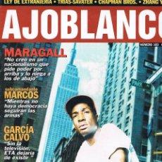 Coleccionismo de Revistas y Periódicos: REVISTA AJOBLANCO NÚMERO 103 ENERO 1998. Lote 50996854
