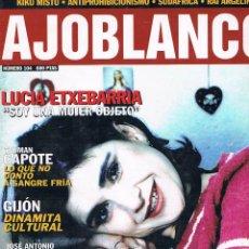 Coleccionismo de Revistas y Periódicos: REVISTA AJOBLANCO NÚMERO 104 FEBRERO 1998. Lote 50996869