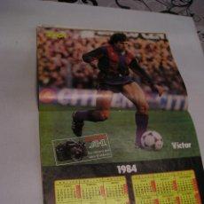 Coleccionismo de Revistas y Periódicos: REVISTA BARÇA Nº 13 MARADONA AÑO NUEVO VIDA NUEVA FUTBOL CLUB FC BARCELONA F.C CF 1984. Lote 51003060