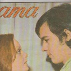 Coleccionismo de Revistas y Periódicos: REVISTA AMA 1970 ROCIO DURCAL Y JUNIOR EN PORTADA. Lote 51034292